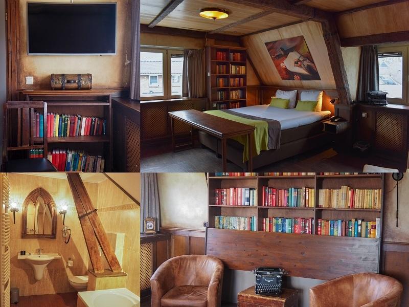 Luxury Themed Room