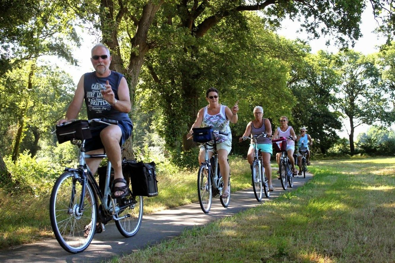 E-Bike Package| Discover the magic of Drenthe